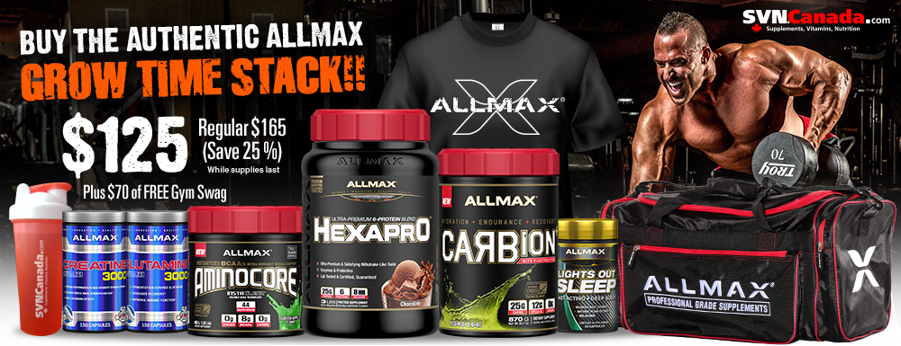 Allmax Grow Time Stack