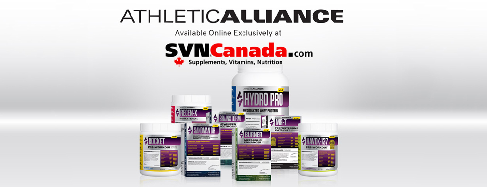 Athletic Alliance Exclusive On SVN Canada