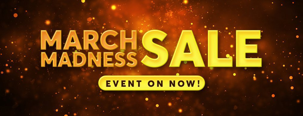 March Madness Supplements Canada Sale