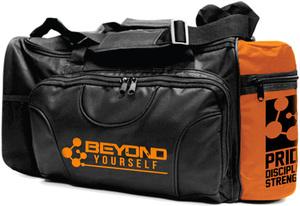 Gym Bag By Beyond Yourself