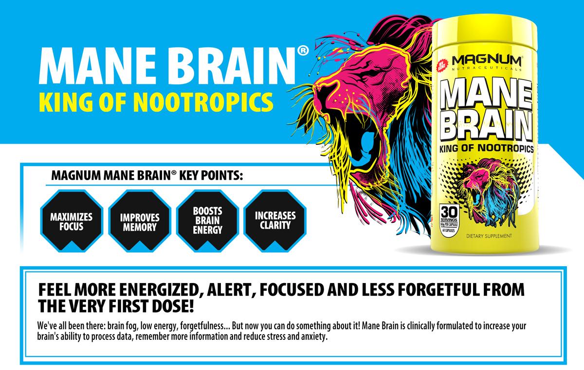 Image result for magnum mane brain pictures