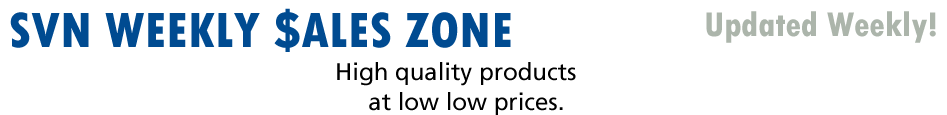 SVN Canada Weekly Sales Zone